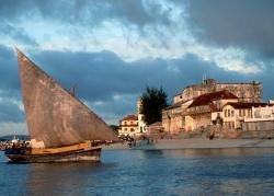 Wypoczynek na Zanzibarze